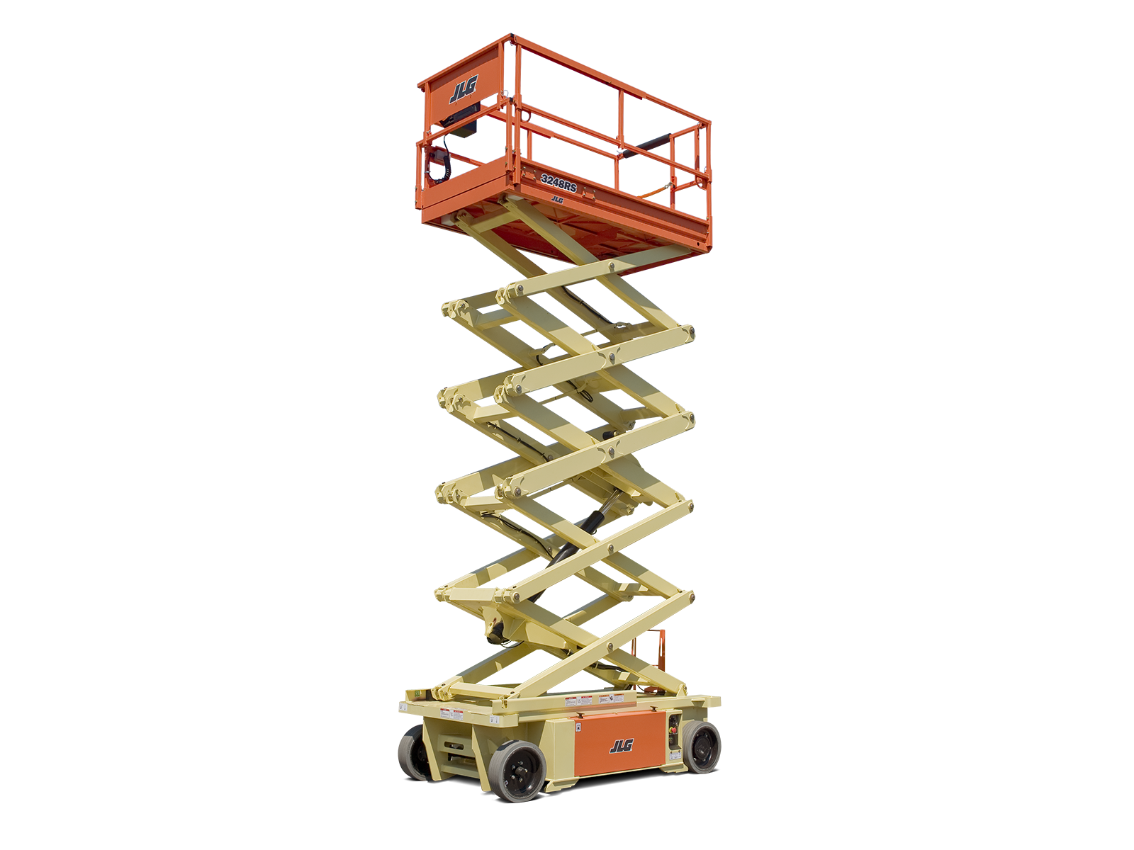 Scissor Lift 3248RS JLG