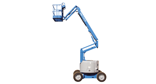 Articulating Lift 34′