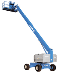 Telescopic Boom Lift 45′