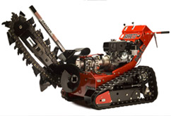 Track Trencher 4″