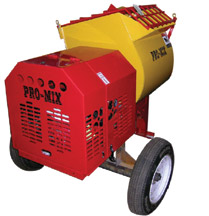 Mortar Mixer 1.5-2 Bag