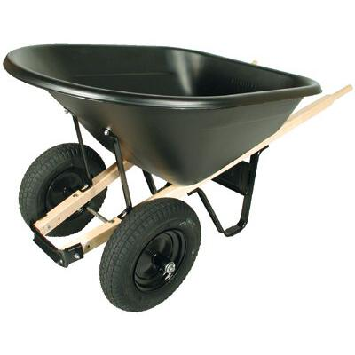 Wheelbarrow 2-Wheels