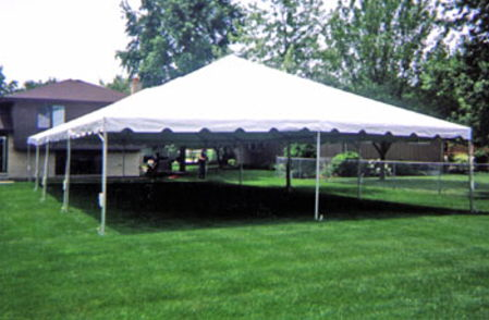 Tent 30'x60′ Frame
