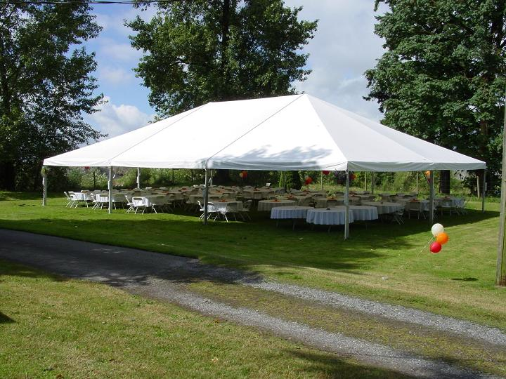 Tent 40'x60′ Frame Tent