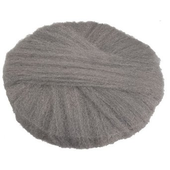 17″ Pad, Steel Wool