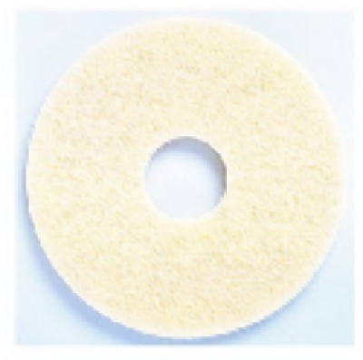 20″ Pad, White Gold Polishing