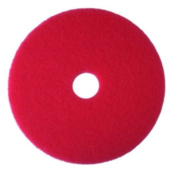 17″ Pad, Red Scrubbing