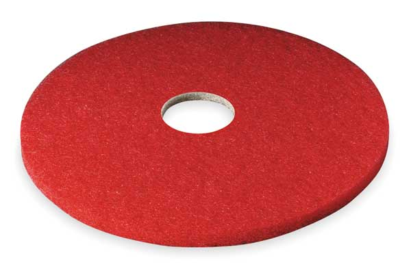 20″ Pad, Red Scrubbing