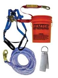 Harness, Roofer Kit 40′