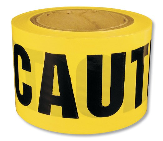 Caution Tape 300′